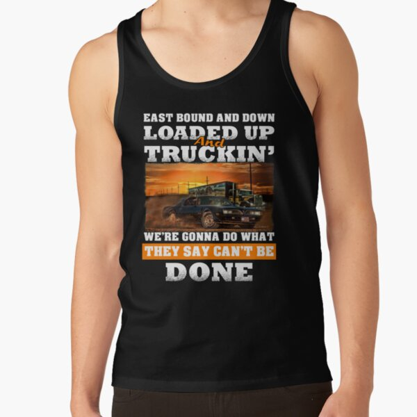 East Bound And Down Tank Top