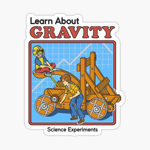 Learn about Gravity Sticker