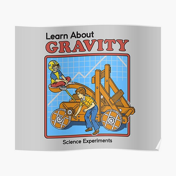 Learn about Gravity Poster