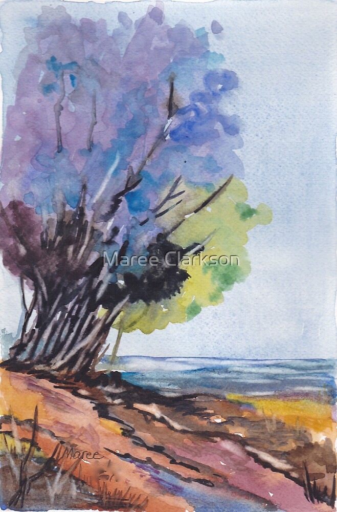 For the Tree-lovers by Maree Clarkson