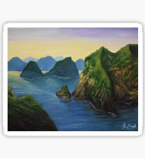 Ha Long Bay Sticker