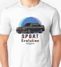 Sport Evolution E30 (black) T-Shirt