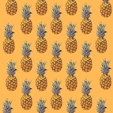 Tropical Pineapple  by Veata
