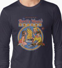 Devil's Music Sing-Along Long Sleeve T-Shirt