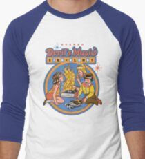 Devil's Music Sing-Along Baseball ¾ Sleeve T-Shirt