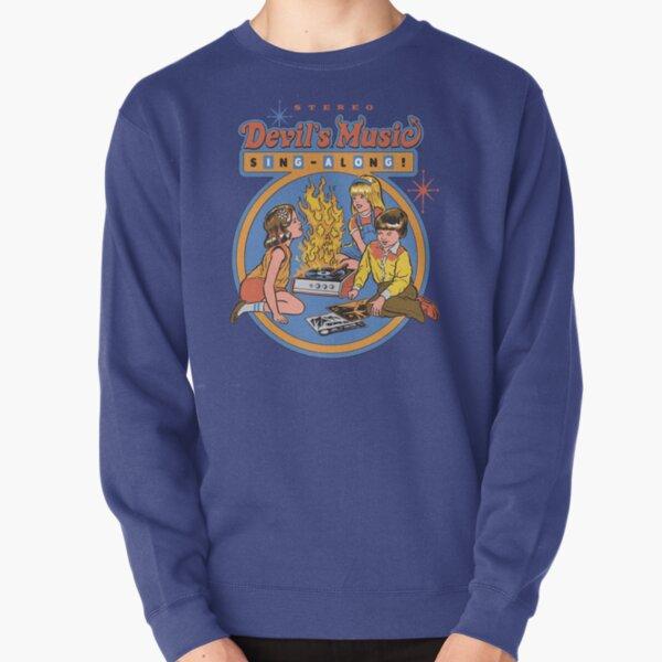 Devil's Music Sing-Along Pullover Sweatshirt