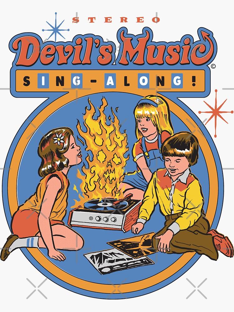 Devil's Music Sing-Along by stevenrhodes