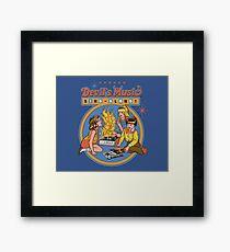 Devil's Music Sing-Along Framed Print