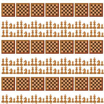 Chess pattern by RaionKeiji