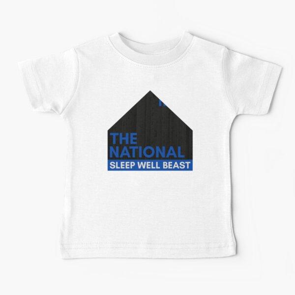 The National - Sleep Well Beast Baby T-Shirt