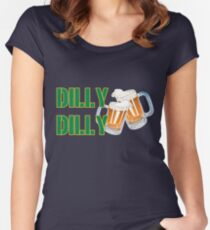 Dilly Dilly - Green Bay Women's Fitted Scoop T-Shirt