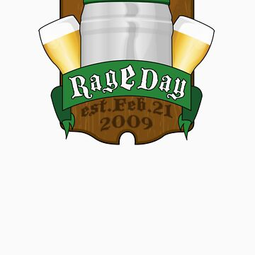 RageDay crest by juutin