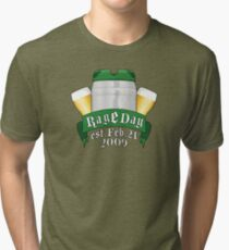 RageDay Tri-blend T-Shirt
