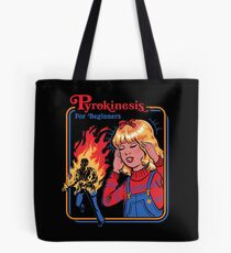Pyrokinese für Anfänger Tote Bag