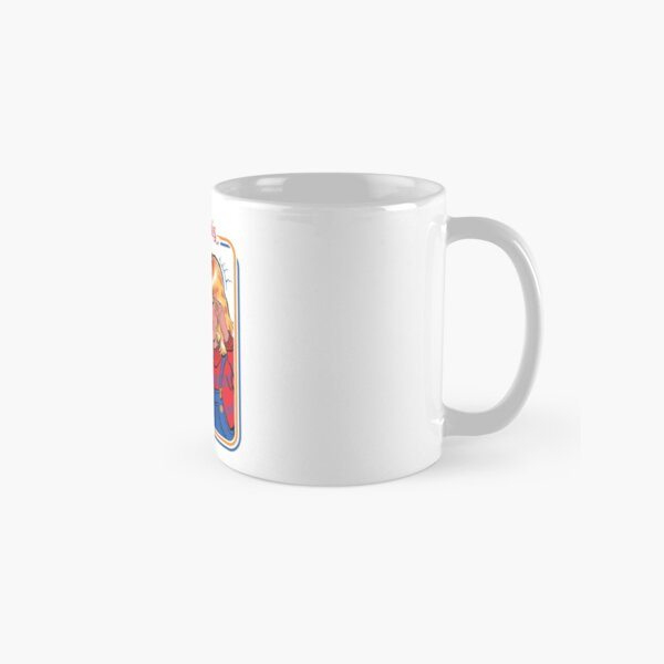 Pyrokinesis for Beginners Classic Mug