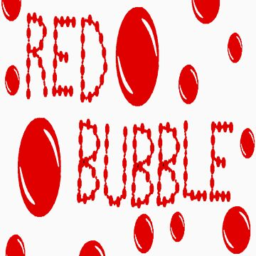 red bubble by gowri