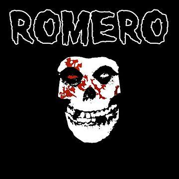 George Romero by gentlemensclub