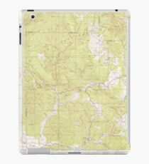 USGS TOPO Map Colorado CO Pagosa Springs 402398 1924 125000 iPad-Hülle & Klebefolie