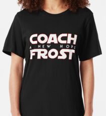 Coach Frost - A New Hope Slim Fit T-Shirt