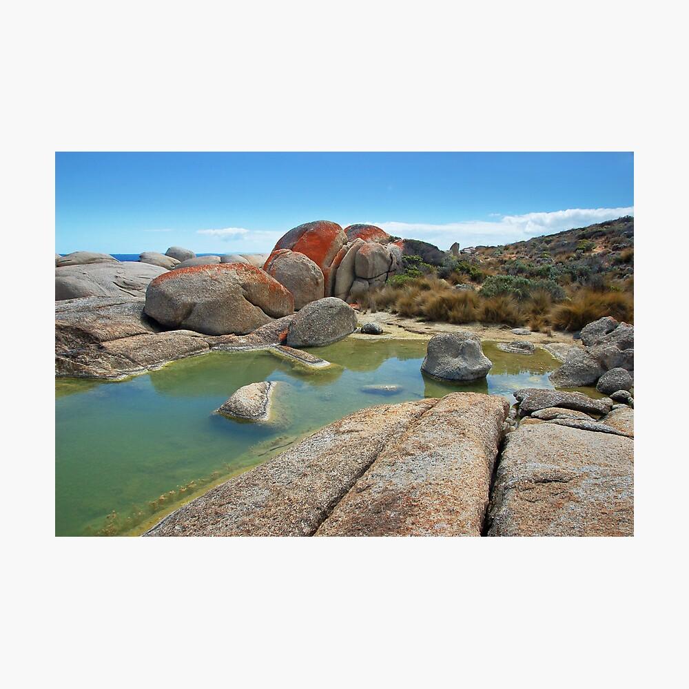 Rock pool #2 Photographic Print