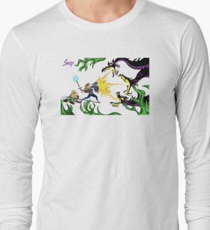 Vivian James & Link T-Shirt
