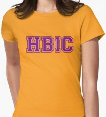 Head Bitch In Charge (HBIC) - Riverdale (A) Women's Fitted T-Shirt