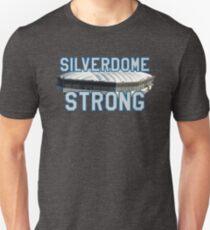Silverdome Strong - Legendary Pontiac Football Stadium Gear Unisex T-Shirt