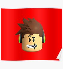 roblox face kids Poster