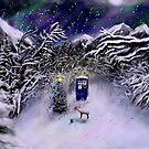 Weihnachten TARDIS von Whovianewbie