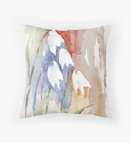 Hope and Endurance Throw Pillow