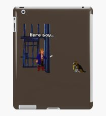 Guybrush jailed iPad Case/Skin