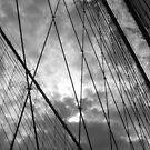 Brooklyn Bridge  by Anca  Reichlmair