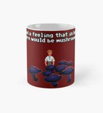 Mushrooms in hell Mug