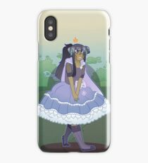 Of Bonds And Blood Campaign - Queen Regina iPhone Case/Skin
