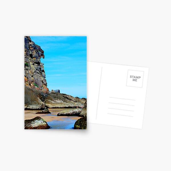 Eagle Face - Redhead Beach NSW Postcard
