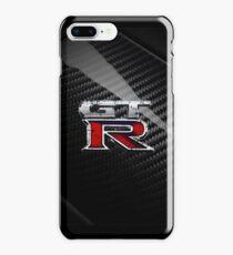 GTR carbon fiber iPhone 8 Plus Case