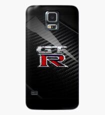 GTR carbon fiber Case/Skin for Samsung Galaxy