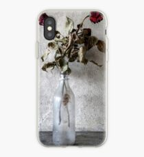 4.12.2017: Dried Flowers on Mantelpiece iPhone Case