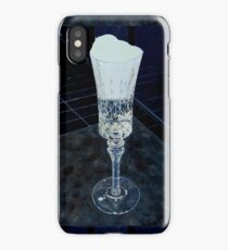 My Mango Sorbet Champagne iPhone Case/Skin