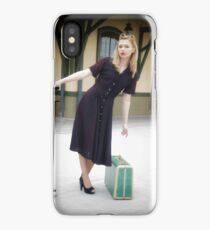 Isla in Transit iPhone Case/Skin