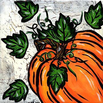 Lookig For The Great Pumpkin by missmann