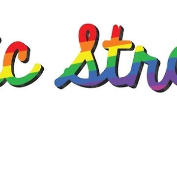 Magic Strokes  by cgreendesign