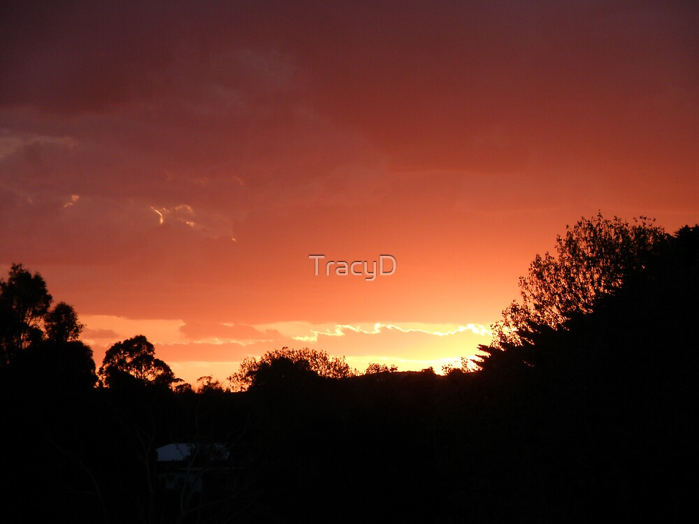 A Ballan Sunset 2 by TracyD