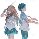 Shigatsu wa Kimi no Uso(Your Lie in April) - Japanese Version by Hesona
