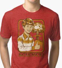 Camiseta de tejido mixto ¡Ciencia!