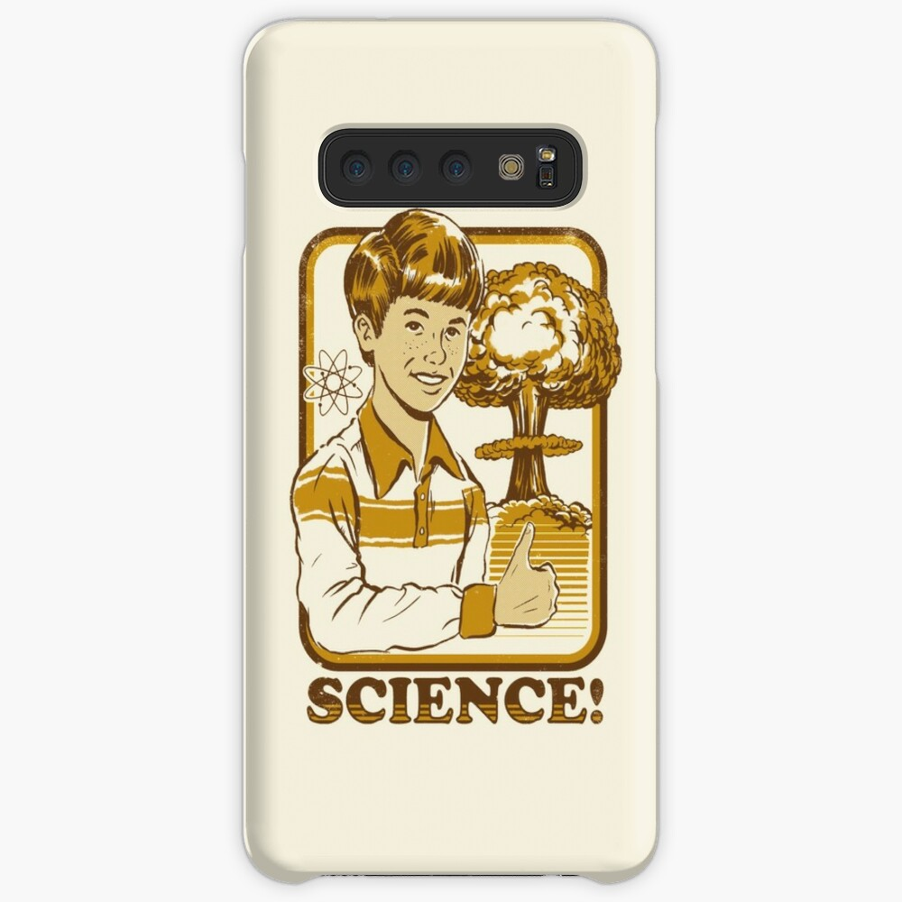 Science! Case & Skin for Samsung Galaxy