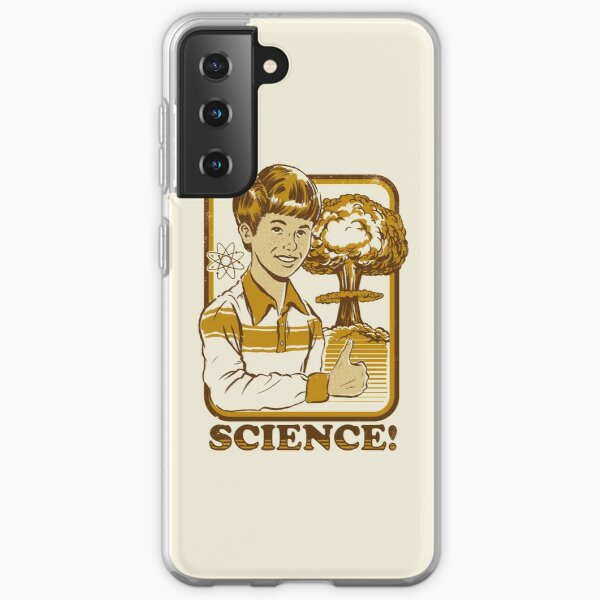 Science! Samsung Galaxy Soft Case