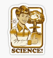 Science! Sticker