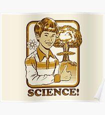 Wissenschaft! Poster