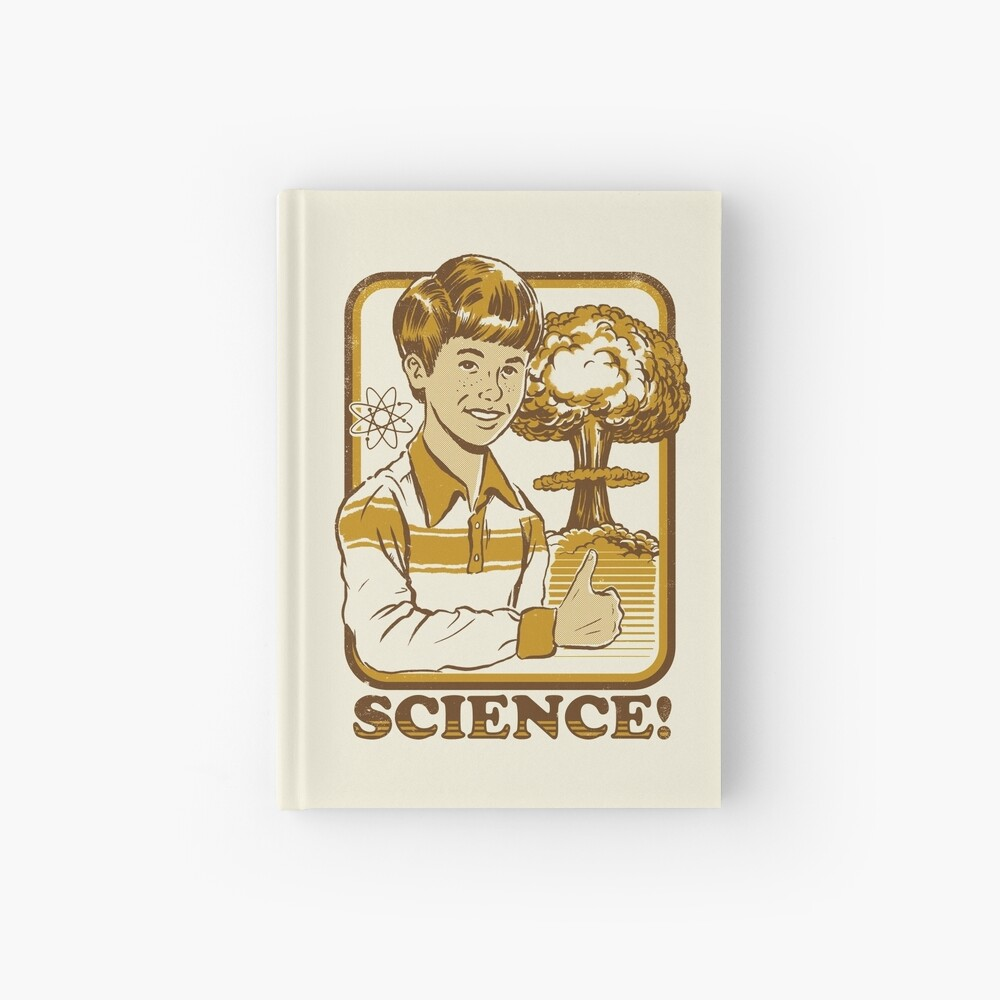 Science! Hardcover Journal